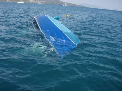 Βυθίστηκε ελλιμενισμένο σκάφος στο Φλοίσβο