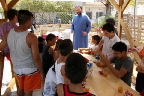 Δενδροπόταμος: Φάρος αγάπης για τους ανήλικους Ρομά