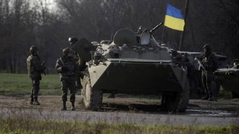 Πυροβολισμοί και εκρήξεις στο Σλαβιάνσκ