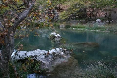 Από πού πήραν τα ονόματα τους τα ελληνικά ποτάμια;