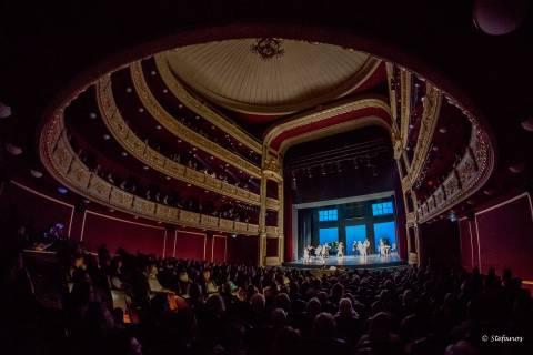 Θερμό χειροκρότημα για τον Ερωτευμένο Σοπέν στο Δημοτικό θέατρο Πειραιά