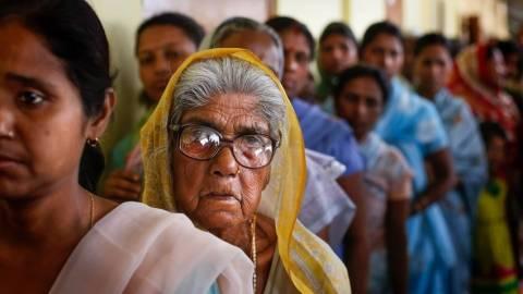 Ινδία: Ολοκληρώθηκε η τελευταία φάση των βουλευτικών εκλογών
