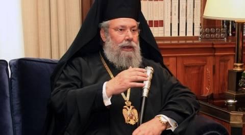Επίσκεψη Αρχιεπισκόπου Κύπρου στη Βρετανία