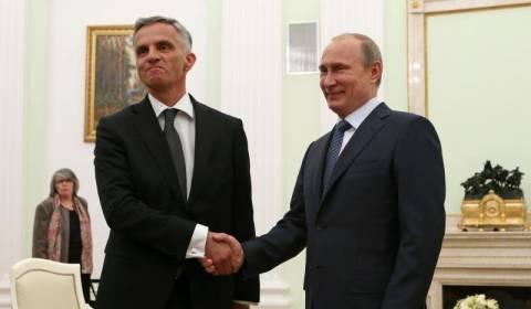 Τηλεφωνική επικοινωνία Πούτιν με τον επικεφαλής του ΟΑΣΕ