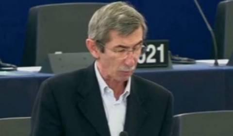 «Έφυγε» ο ευρωβουλευτής του ΚΚΕ, Μπάμπης Αγγουράκης