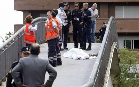 Главу регионального отделения правящей партии Испании застрелили