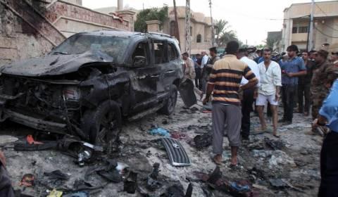 Ιράκ: Είκοσι πέντε νεκροί σε επιθέσεις με παγιδευμένα οχήματα