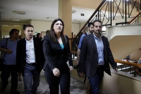 Δημοτικές εκλογές 2014: Περιοδεία Σακελλαρίδη σε δικαστήρια και δημαρχείο