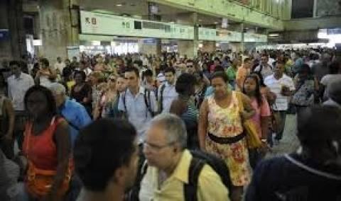 Βραζιλία: Κυκλοφοριακό χάος στο Ρίο ντε Τζανέιρο λόγω... απεργίας