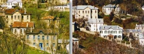 Νυμφαίο: Προβολή σε διεθνές συνέδριο για αναπαλαιωμένους οικισμούς