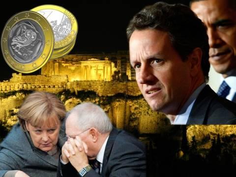 Σόιμπλε: Πρέπει να «καεί» η Ελλάδα για να σωθεί η Ευρώπη