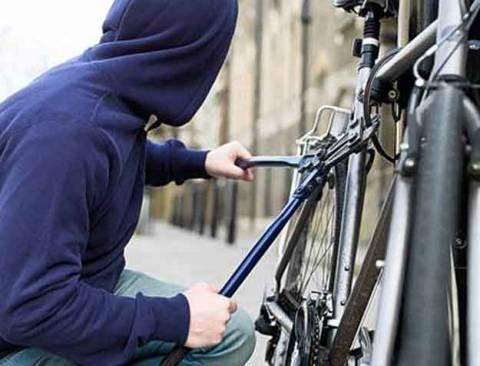 Πέλλα: Σύλληψη 35χρονου κλέφτη ποδηλάτων στη Σκύδρα