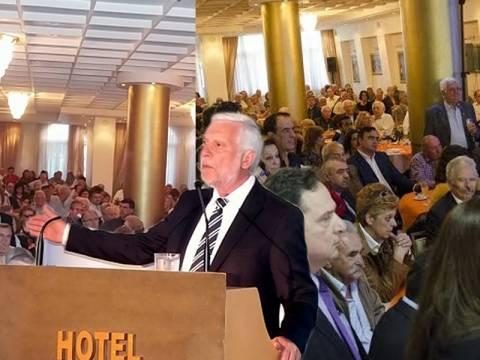 Περιφερειακές εκλογές 2014: Πέτρος Τατούλης: Η Σπάρτη στέλνει μήνυμα νίκης