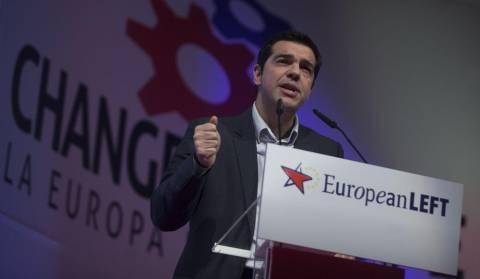 Ευρωεκλογές 2014: Τσίπρας: Ψηφίζουμε για να αλλάξουμε την Ευρώπη