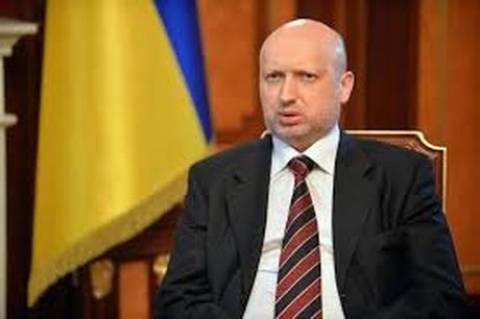 Ουκρανία: «Δεν υποκύπτουμε στον εκβιασμό των ανταρτών», δηλώνει ο Τουρτσίνοφ