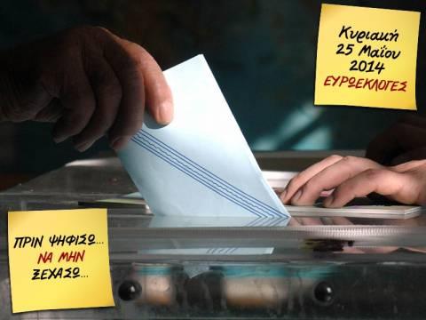 Εκλογές 2014 - Πριν ψηφίσω μην ξεχάσω: 3.800 απολύσεις κάθε εβδομάδα μέσα στην κρίση!