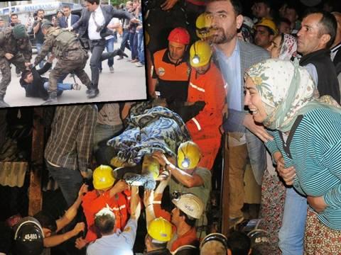 Θρήνος και οργή για τους νεκρούς ανθρακωρύχους στην Τουρκία