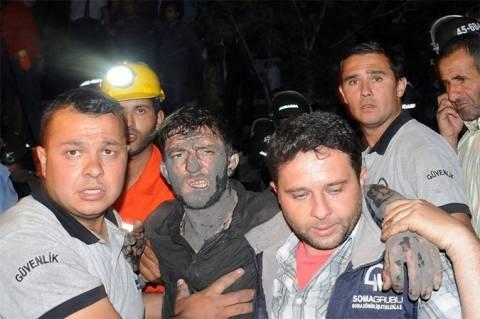 Τουρκία: 282 οι νεκροί από την τραγωδία στο ανθρακωρυχείο