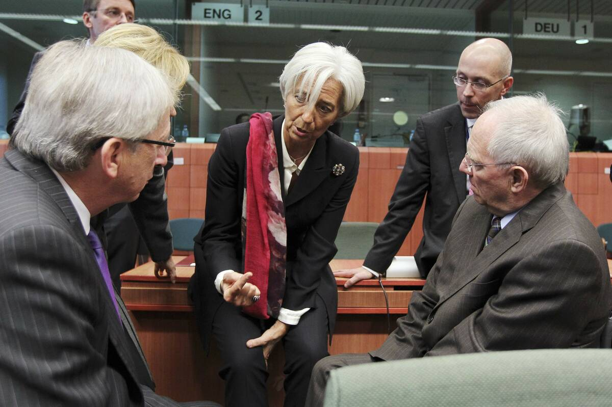 LAgarde-Schauble