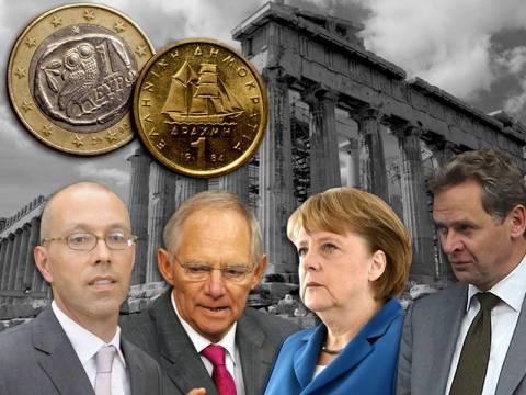 Έτσι θα πετούσαν την Ελλάδα εκτός ευρώ