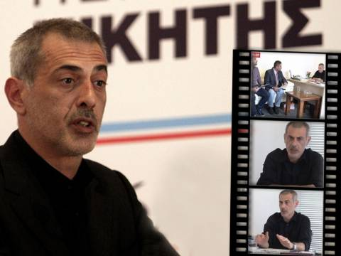 Εκλογές 2014- Γ. Μώραλης:«Δεν θέλουμε να αυξήσουμε τα συσσίτια, να μειώσουμε την ανεργία»