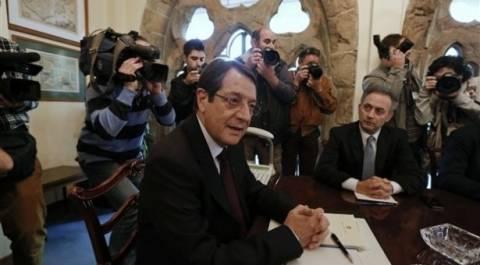 Αναστασιάδης σε Handelsblatt:«Κυρώσεις στη Ρωσία θα έπλητταν την Κύπρο»