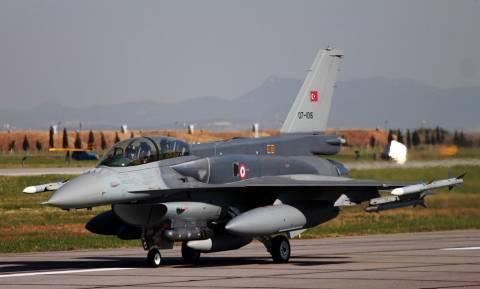 Προκαλούν εκ νέου οι Τούρκοι: Έστειλαν όλα τα μαχητικά τους στο Αιγαίο