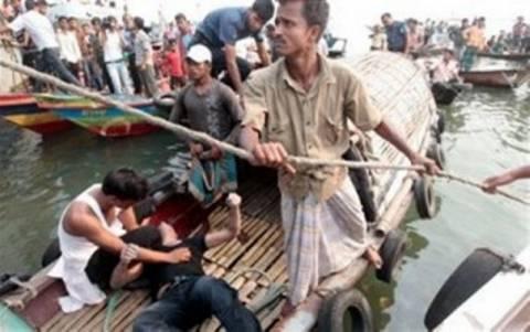 Τουλάχιστον επτά άνθρωποι έχασαν τη ζωή τους σε ναυάγιο στο Μπανγκλαντές