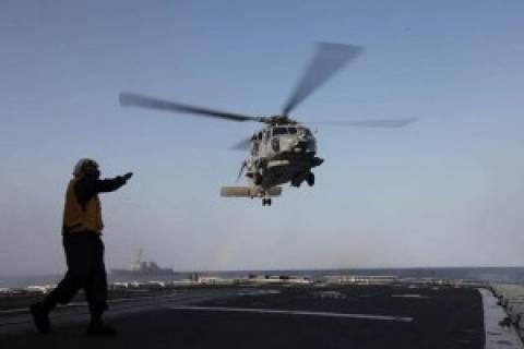 Πολεμικά πλοία για άσκηση στη Σαγκάη