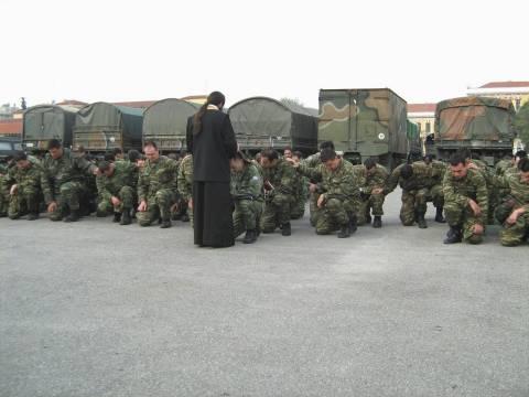 Συγκλονιστικό Θαύμα: Εμφάνιση του Κυρίου σε στρατόπεδο της Πελοποννήσου!