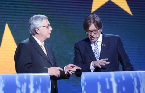 Γιούνκερ: «Δεν δέχομαι την κατηγορία ότι δεν είμαστε αλληλέγγυοι με την Ελλάδα»