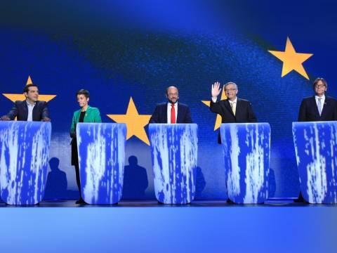 Ευρωεκλογές 2014: Κέρδισε τις εντυπώσεις ο Τσίπρας στο debate των Βρυξελλών