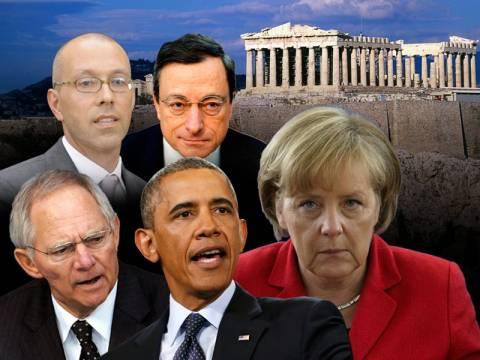 Financial Times: Έτσι αποφάσισε η Μέρκελ να «σώσει» το ευρώ