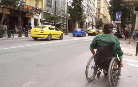 Εκλογές 2014: Όχημα για τη μετακίνηση των ΑμεΑ διαθέτει ο δήμος Θεσσαλονίκης