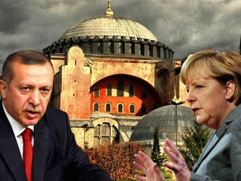 Worldwide outrage for the conversion of Hagia Sophia into a mosque
