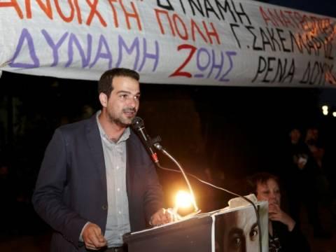 Δημοτικές εκλογές 2014-Σακελλαρίδης: «Να αλλάξουμε την Αθήνα»
