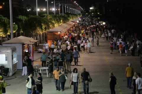 Θεσσαλονίκη: Στη Νέα Παραλία επιστρέφει το Φεστιβάλ Βιβλίου