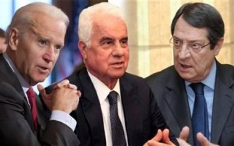 Κύπρος: Κοινή συνάντηση Μπάιντεν – Αναστασιάδη – Έρογλου