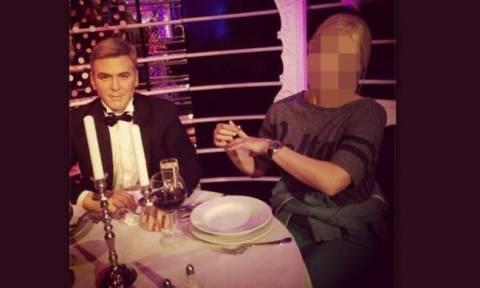 Ποια Ελληνίδα παρουσιάστρια έκατσε στο ίδιο τραπέζι με τον George Clooney;