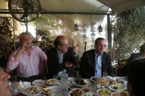 Δημοτικές εκλογές 2014 - Σαμαράς: Σπηλιωτόπουλο για να πάει η Αθήνα μπροστά!