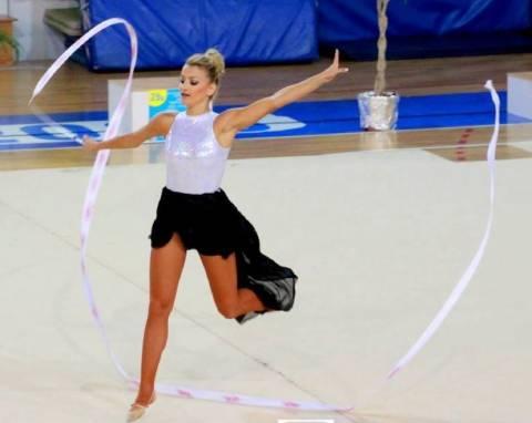 Άννα Πολλάτου: Αυτή ήταν η Ολυμπιονίκης της ρυθμικής γυμναστικής (photos)