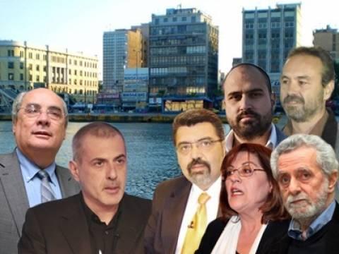 Δημοτικές Εκλογές 2014: Που θα ψηφίσουν οι υποψήφιοι δήμαρχοι Πειραιά