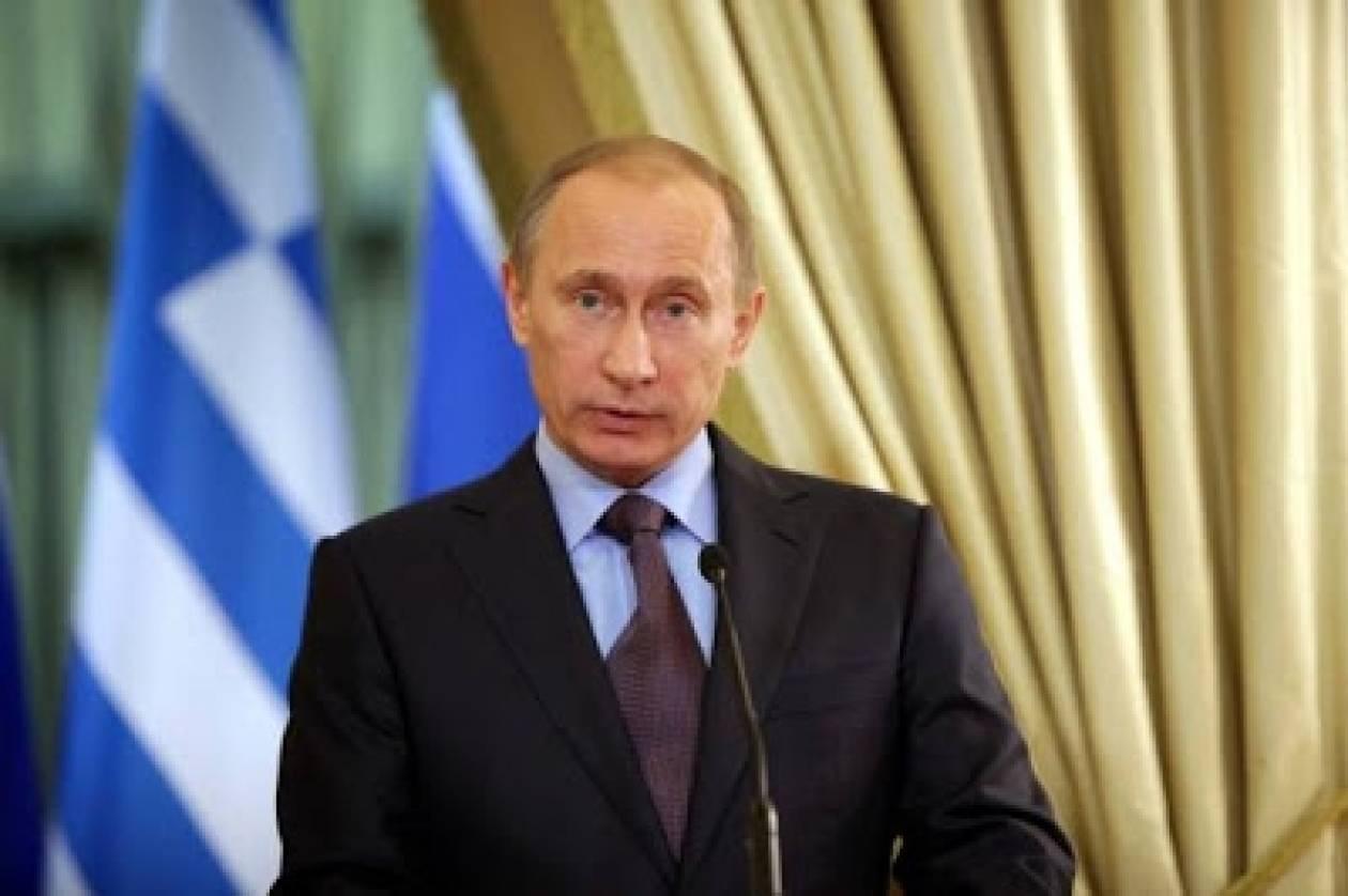 Πούτιν: «Οι Έλληνες στη Κριμαία- Ήταν εκεί πριν από όλους μας