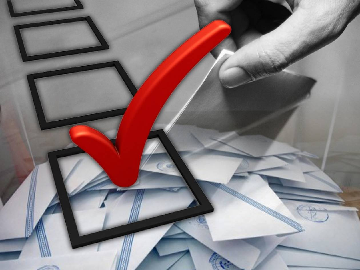 Εκλογές 2014: Tα exit polls για Δήμο Αθηναίων, Πειραιά, Περιφέρεια Αττικής και Θεσσαλονίκη