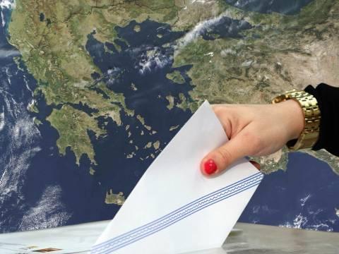 Εκλογές 2014: Το χρώμα του χάρτη καθορίζει την επόμενη μέρα...
