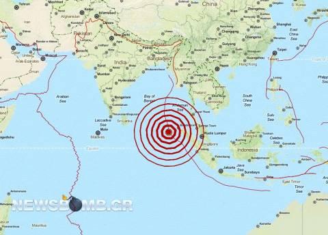 Σεισμός 6,2 Ρίχτερ στη Σουμάτρα της Ινδονησίας