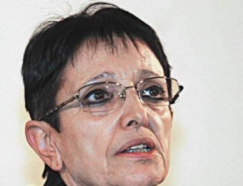 Ψήφισε η Αλέκα Παπαρήγα