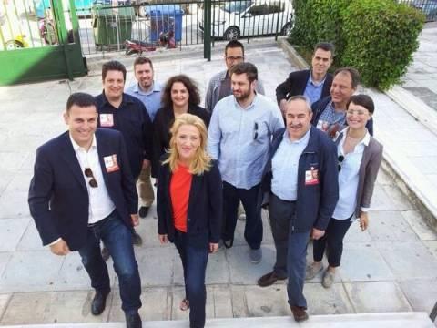 Περιφερειακές εκλογές 2014: Το μήνυμα της Δούρου στο twitter
