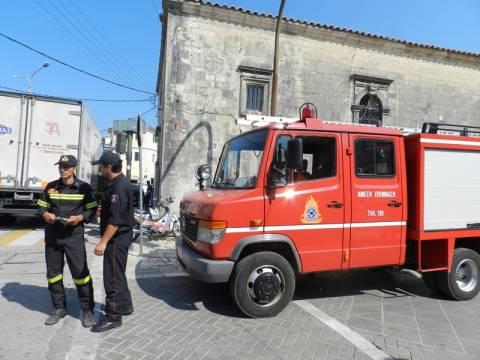 Αριδαία: 73χρονη έχασε τη ζωή της σε πυρκαγιά