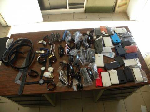 Τρίκαλα: Αστυνομικοί έλεγχοι για παραεμπόριο
